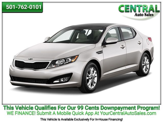 2012 Kia Optima in Hot Springs AR