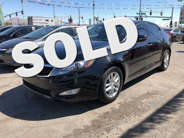 2012 Kia Optima LX CAR PROS AUTO CENTER (702) 405-9905 Las Vegas, Nevada