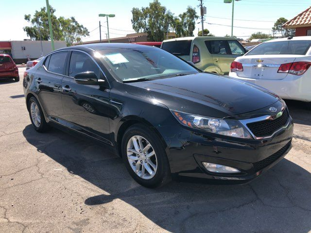 2012 Kia Optima LX CAR PROS AUTO CENTER (702) 405-9905 Las Vegas, Nevada 1