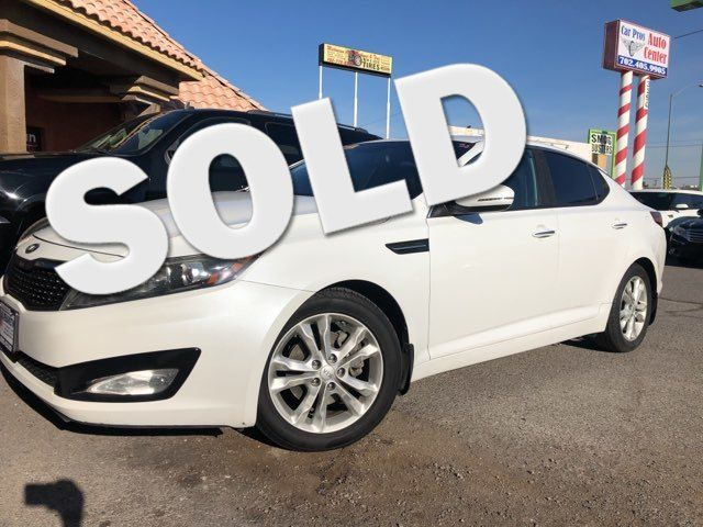 2012 Kia Optima EX CAR PROS AUTO CENTER (702) 405-9905 Las Vegas, Nevada
