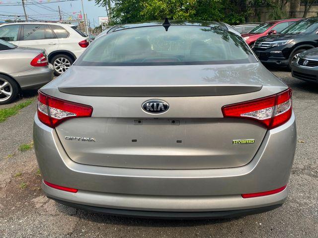 2012 Kia Optima Hybrid New Brunswick, New Jersey 12