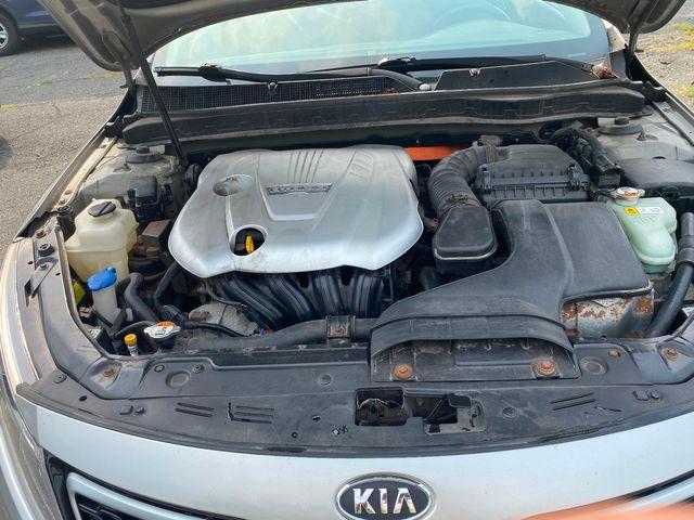 2012 Kia Optima Hybrid New Brunswick, New Jersey 16