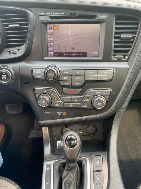 2012 Kia Optima Hybrid New Brunswick, New Jersey 35
