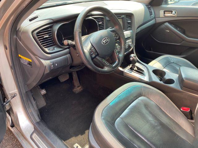 2012 Kia Optima Hybrid New Brunswick, New Jersey 22