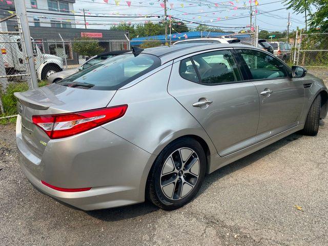 2012 Kia Optima Hybrid New Brunswick, New Jersey 7