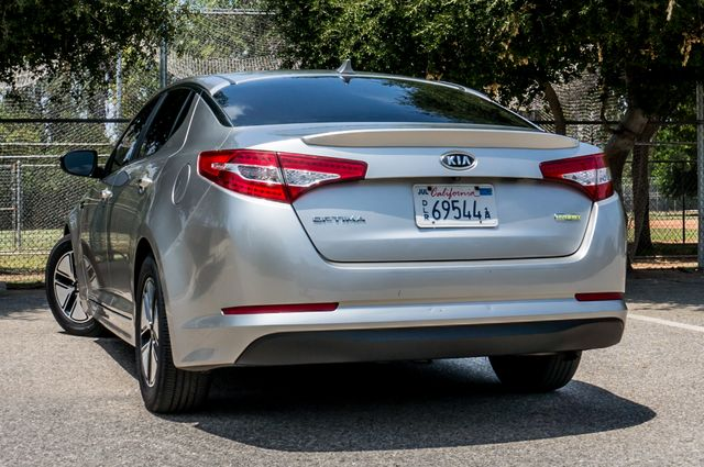 2012 Kia Optima Hybrid in Reseda, CA, CA 91335
