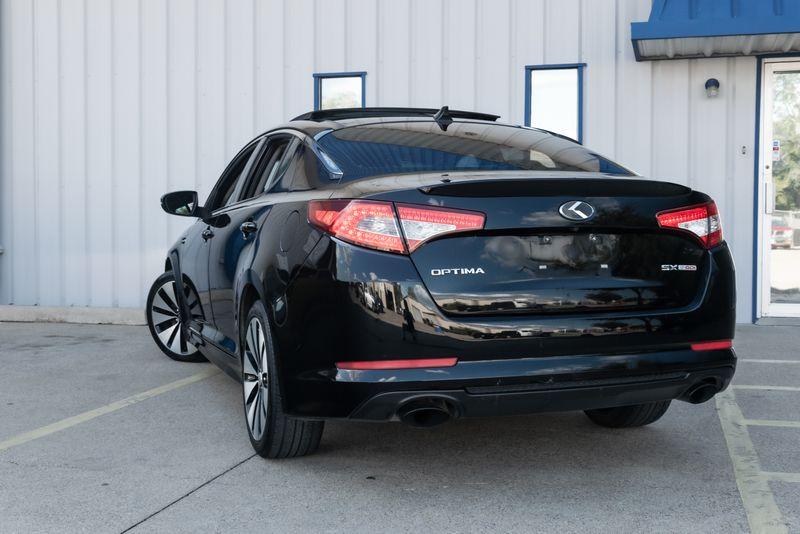 2012 Kia Optima SX in Rowlett, Texas