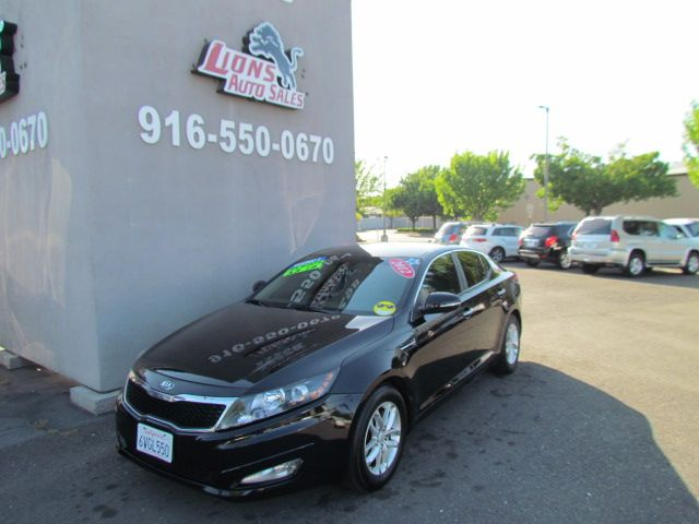 2012 Kia Optima LX in Sacramento, CA 95825
