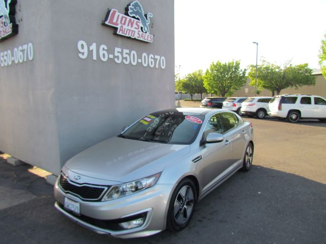 2012 Kia Optima Hybrid in Sacramento, CA 95825