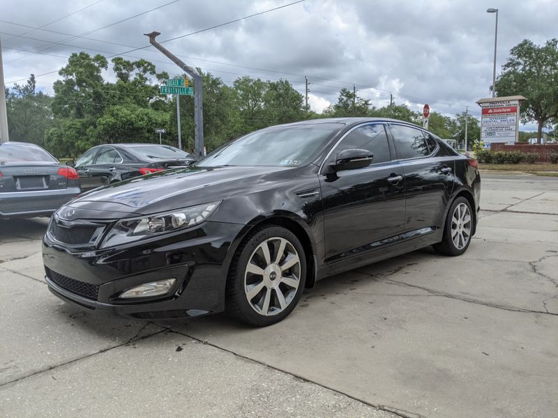 2012 Kia Optima SX | Sarasota, FL | Sarasota Cars and Trucks in Sarasota FL