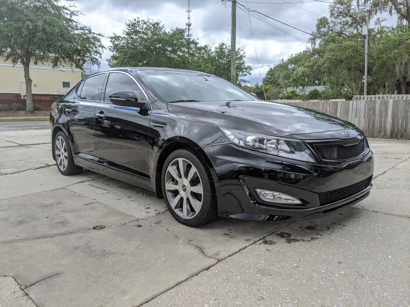 2012 Kia Optima SX | Sarasota, FL | Sarasota Cars and Trucks in Sarasota, FL