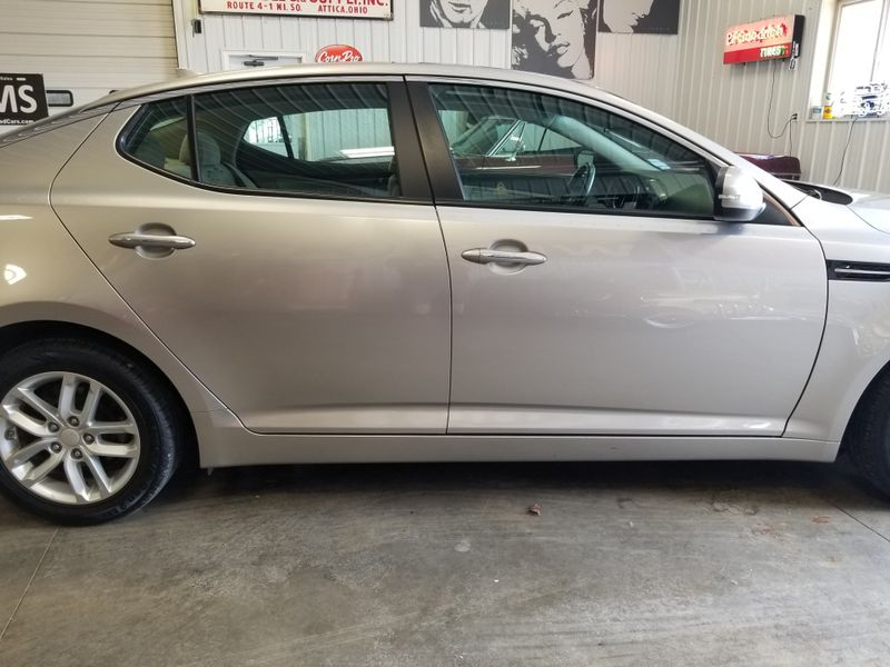 2012 Kia Optima LX  in , Ohio