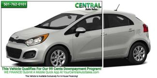 2012 Kia Rio EX | Hot Springs, AR | Central Auto Sales in Hot Springs AR