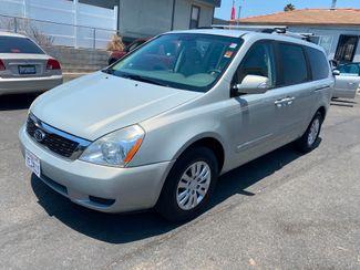 2012 Kia Sedona LX 7 Passenger Mini Van W/ NEW TRANSMISSION THROUGH KIA OF LOS ANGELES in San Diego, CA 92110