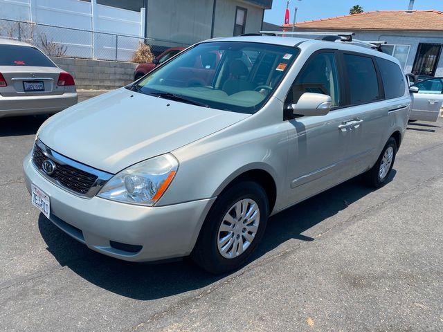 2012 Kia Sedona LX 7 Passenger Mini Van W/ NEW TRANSMISSION THROUGH KIA OF LOS ANGELES