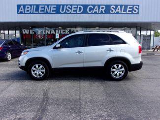 2012 Kia Sorento LX  Abilene TX  Abilene Used Car Sales  in Abilene, TX