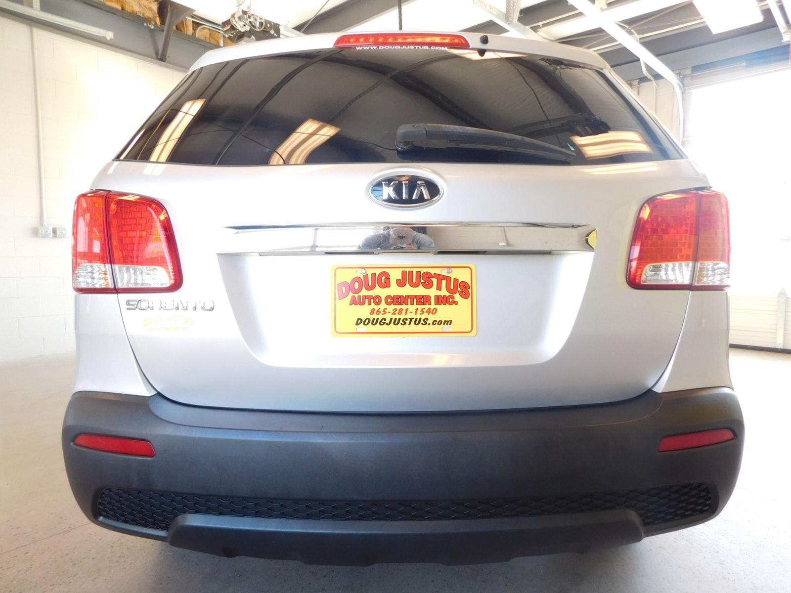 2012 Kia Sorento Lx City Tn Doug Justus Auto Center Inc Fuel Filter In Airport Motor Mile