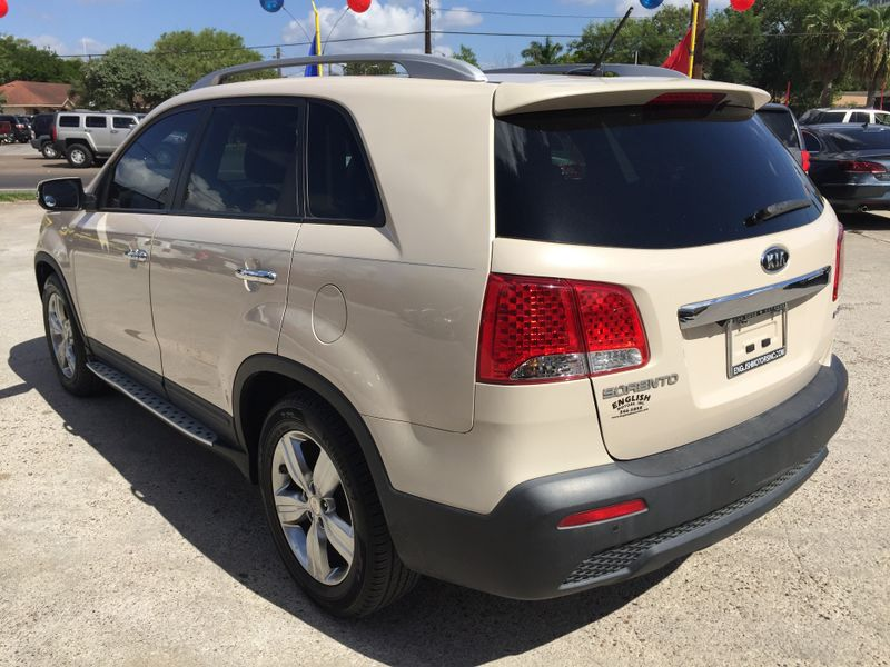 2012 Kia Sorento EX  Brownsville TX  English Motors  in Brownsville, TX