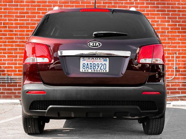 2012 Kia Sorento LX Burbank, CA 3