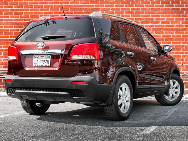 2012 Kia Sorento LX Burbank, CA 6