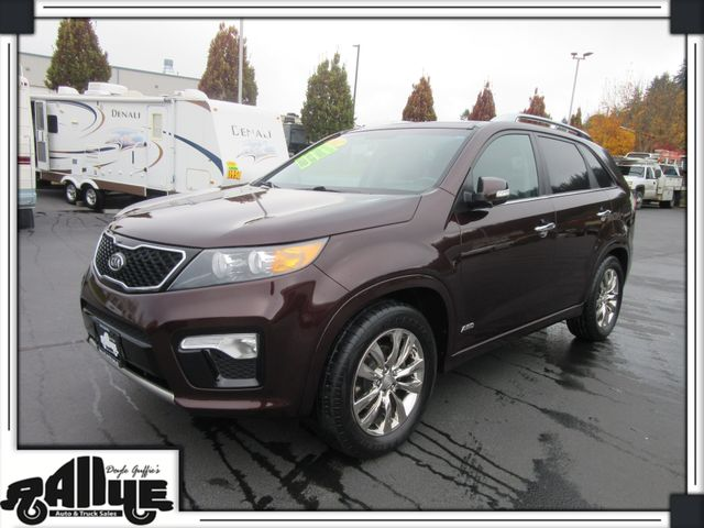 2012 Kia Sorento SX AWD in Burlington WA, 98233