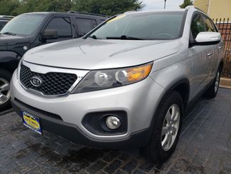 2012 Kia Sorento LX | Champaign, Illinois | The Auto Mall of Champaign in Champaign Illinois