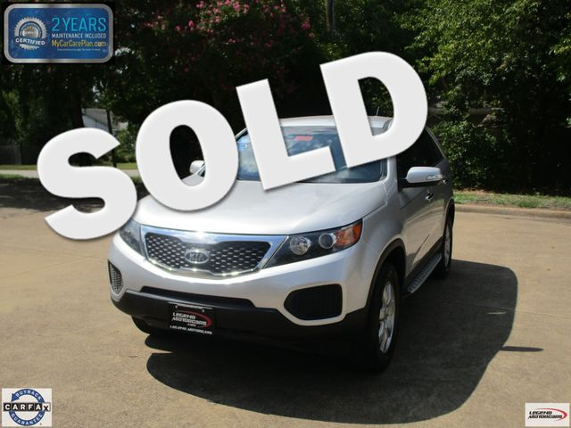 2012 Kia Sorento LX in Garland