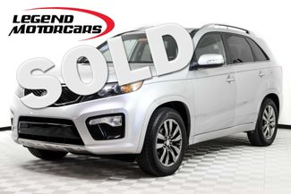 2012 Kia Sorento SX in Garland
