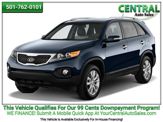 2012 Kia Sorento in Hot Springs AR