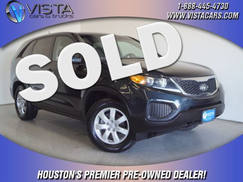 2012 Kia Sorento LX in Houston, Texas