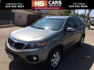 2012 Kia Sorento Base Imperial Beach, California
