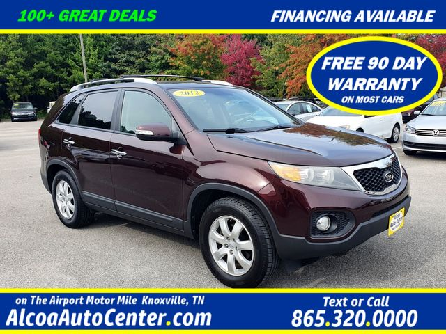 "2012 Kia Sorento LX Convenience Pkg Backup Camera/Heated Seats/ 17"" in Louisville, TN 37777"