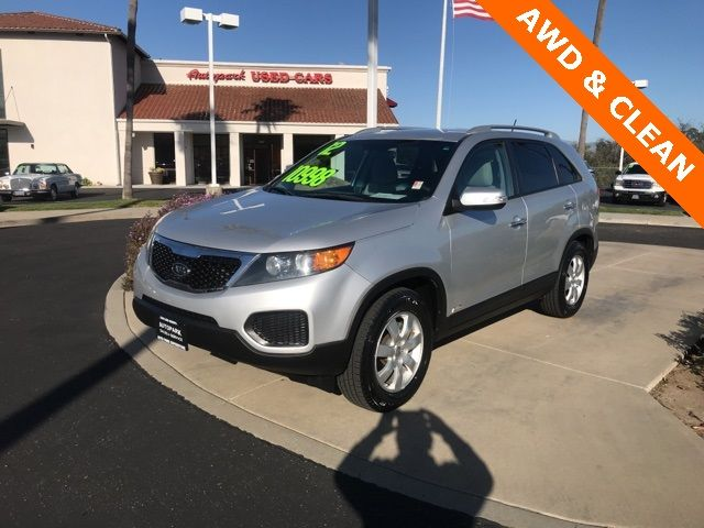 2012 Kia Sorento LX | San Luis Obispo, CA | Auto Park Sales & Service in San Luis Obispo CA