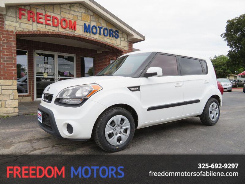 2012 Kia Soul    Abilene, Texas   Freedom Motors  in Abilene Texas