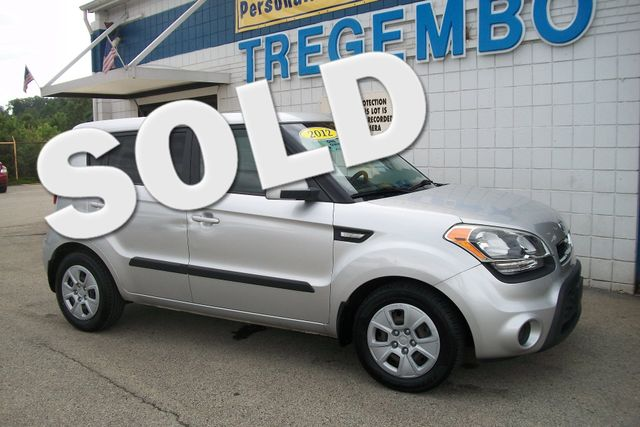 2012 Kia Soul Base in Bentleyville Pennsylvania, 15314