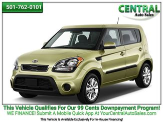 2012 Kia Soul Base | Hot Springs, AR | Central Auto Sales in Hot Springs AR