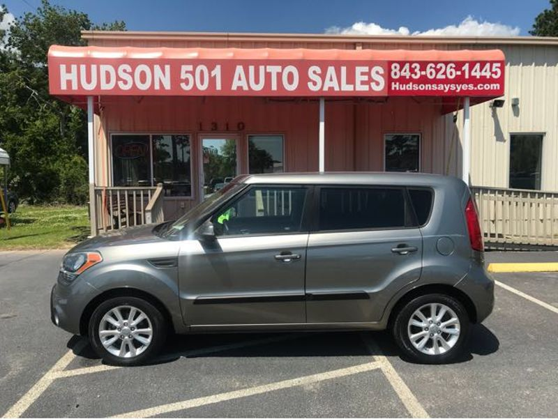 2012 Kia Soul + | Myrtle Beach, South Carolina | Hudson Auto Sales In Myrtle  ...