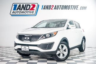 2012 Kia Sportage LX in Dallas TX