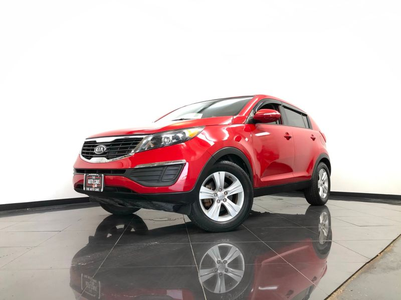 2012 Kia Sportage *Get APPROVED In Minutes!* | The Auto Cave in Dallas