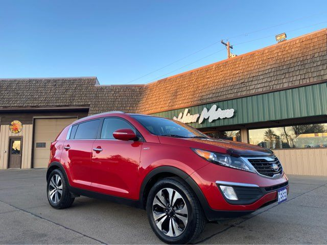 2012 Kia Sportage EX in Dickinson, ND 58601