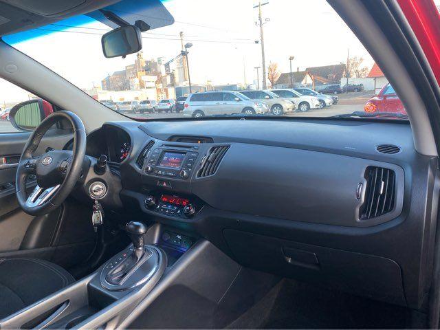 2012 Kia Sportage EX in Dickinson, ND 58601