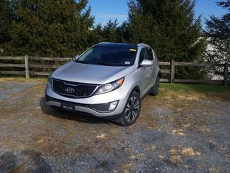 2012 Kia Sportage SX in Harrisonburg VA, 22801