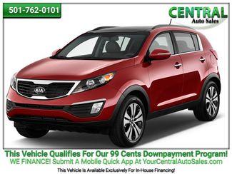 2012 Kia Sportage LX | Hot Springs, AR | Central Auto Sales in Hot Springs AR