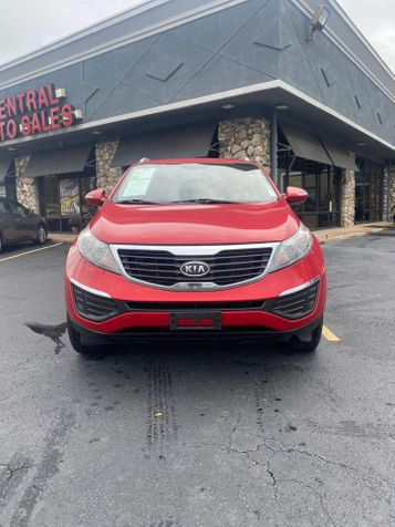 2012 Kia Sportage LX | Hot Springs, AR | Central Auto Sales in Hot Springs, AR