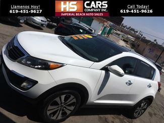 2012 Kia Sportage EX Imperial Beach, California