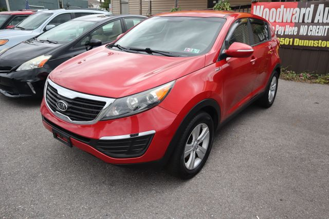 2012 Kia Sportage LX in Lock Haven, PA 17745