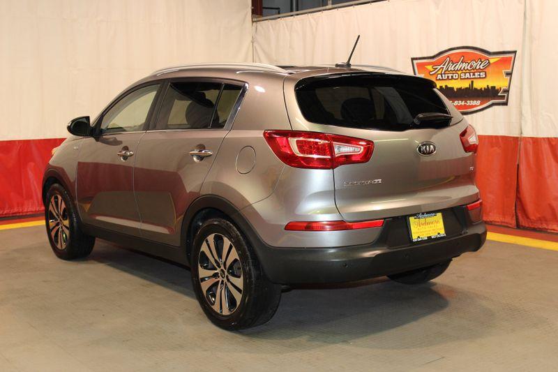 2012 Kia Sportage EX  city Illinois  Ardmore Auto Sales  in West Chicago, Illinois