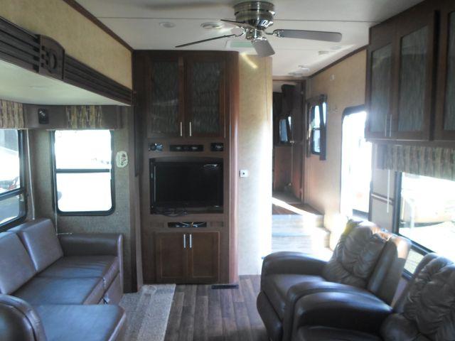 2012 Komfort 2920FRK Salem, Oregon 9