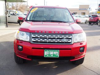 2012 Land Rover LR2 HSE LUX Englewood, CO 1