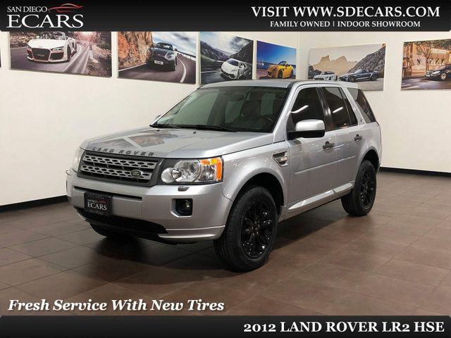 2012 Land Rover LR2 HSE in San Diego, CA 92126